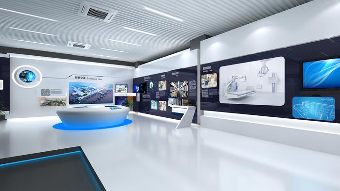 互动多媒体_互动多媒体技术在展厅设计中的应用——中国城市馆网